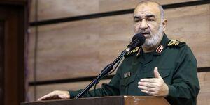 سردار سلامی: غرب توان مقابله با ما را ندارد