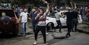 نگرانی رسانههای صهیونیستی از آغاز تظاهرات در مصر