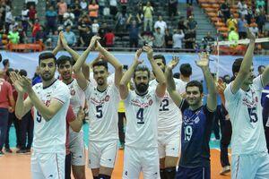 فیلم/ فینال والیبال قهرمانی آسیا: ایران 3-0 استرالیا