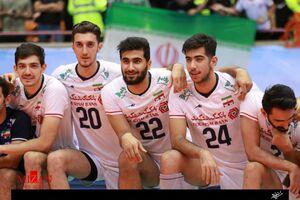 عکس/ ژست قهرمانی بلندقامتان ایران
