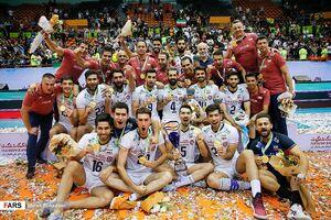 عکس/ والیبال ایران ۳ _ استرالیا ۰