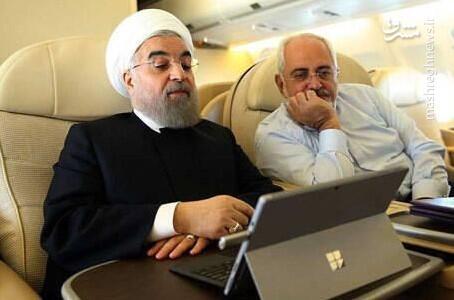 فیلم/ ماجرای ویزای روحانی و ظریف