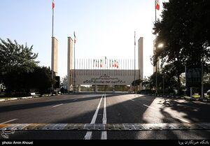 تمهیدات پلیس راهور برای ورودیهای منتهی به ورزشگاه آزادی