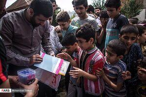 عکس/ بازوان حامی عرصه فرهنگ و آموزش
