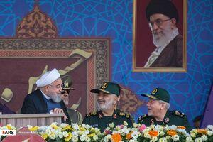 رژه نیروهای مسلح تهران