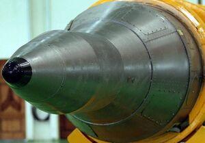 جدیدترین تصویر از نسل اول موشک دوربرد خرمشهر