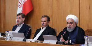 جلسه هیات دولت با رنگ و بوی ماه مهر