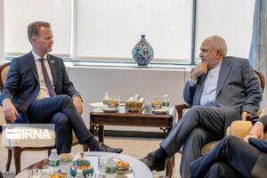 عکس/ دیدارهای وزیر امور خارجه در نیویورک