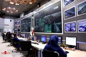 عکس/ وضعیت ترافیک تهران در اول مهر