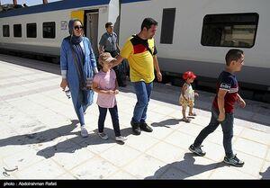 قیمت بلیت قطارهای مسافری در اربعین ۹۸