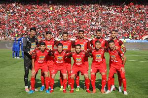 پرسپولیس پیروزی دربی شهرآورد تماشاگر فوتبال