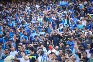 استقلال دربی شهرآورد تماشاگر فوتبال نمایه