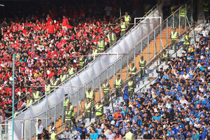 نمایه تماشاگر دربی استقلال پرسپولیس استادیوم ورزشگاه