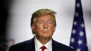 واکنش ترامپ به احتمال دیدار با روحانی