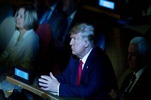 ترامپ سازمان ملل