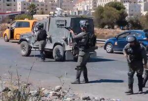 بازداشت ۵۱ فلسطینی در کرانه باختری +فیلم