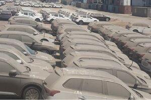 دلیل ترخیص نشدن ۱۰۴۸ خودرو مانده در گمرکات