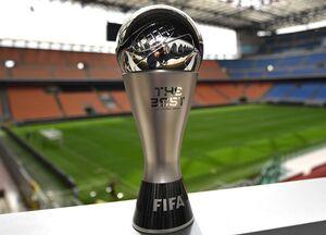 برترینهای فوتبال جهان معرفی شدند +عکس