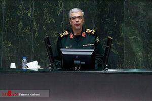 عکس/ حضور سرلشکر باقری در مجلس