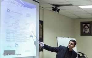 عکس/ دومین جلسه دادگاه مدیرعامل اسبق بانک ملت