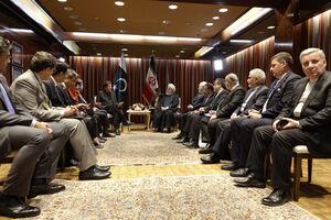 روحانی با چهرههای ارشد رسانههای آمریکایی و بین المللی دیدار کرد