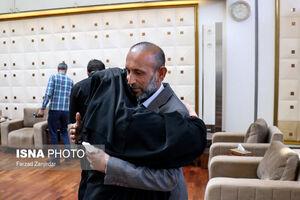 عکس/ بازگشت ملوان ایرانی پس از ۴ سال