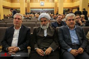 عکس/ چهرهها در مراسم ترحیم والده وزیر بهداشت