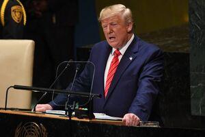 ترامپ: دنبال درگیری با ایران نیستیم