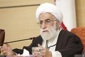 """اظهارات آیت الله جنتی درباره دستگیری """"روح الله زم"""""""
