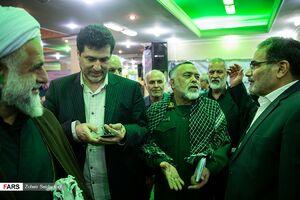 عکس/ محفل انس پیشکسوتان جهاد و شهادت