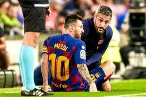 از آخرین گل مسی برای بارسلونا چند روز میگذرد؟
