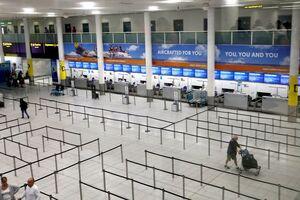 ورشکستگی بزرگترین شرکتهای هواپیمایی انگلیس