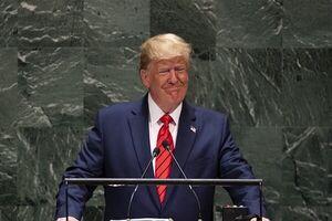 تحلیل محتوای سخنرانی ترامپ در سازمان ملل