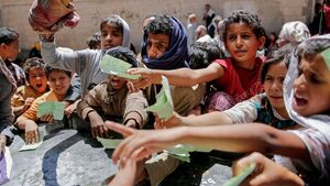 دو میلیون کودک یمنی از رفتن به مدرسه محروم هستند