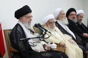 موضع تلویحی رهبری برای جدلهای اخیر نیروهای انقلاب