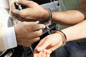 عامل جنایت خیابان جردن دستگیر شد