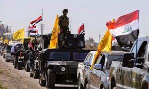 عملیات نیروهای بسیج مردمی عراق در استان دیاله/حمله عناصر مخفی داعش ناکام ماند