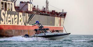 نفتکش انگلیسی هنوز آزاد نشده است