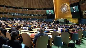 رژیم صهیونیستی چند صندلی در سازمان ملل دارد؟
