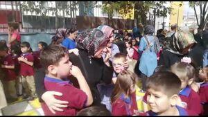 واکنش مردم ترکیه به وقوع زلزله