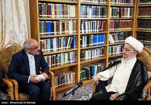 عکس/ دیدار وزیر آموزش و پرورش با مراجع عظام تقلید