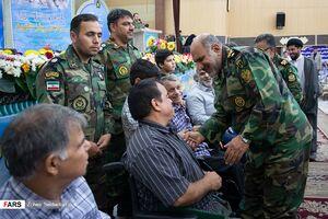 عکس/ یادواره سراسری ۳۹۰۰۰ سرباز شهید