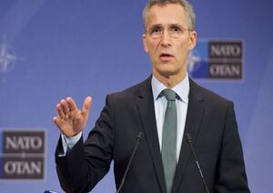 ناتو: دنبال راهی برای جلوگیری از تشدید تنش با ایران هستیم