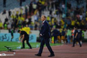 کالدرون هنوز فوتبال ایران را نفهمیده است