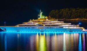 کشتیهای تفریحی جهان