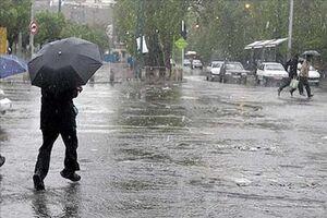 افزایش بارندگی در شمال کشور/ وضعیت جوی پایتخت