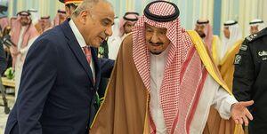 درخواست مسئولان سعودی از نخست وزیر عراق برای میانجیگری بین ریاض و صنعا