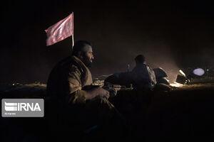 عکس/ بازسازی عملیات خیبر