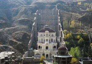 حکم تخریب ویلای جنجالی لواسان تایید شد