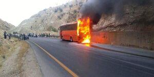 قاچاق سوخت با مخزن اضافه در برخی اتوبوسها